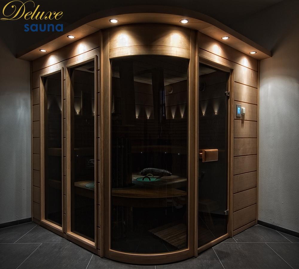 Deluxe sauna 13