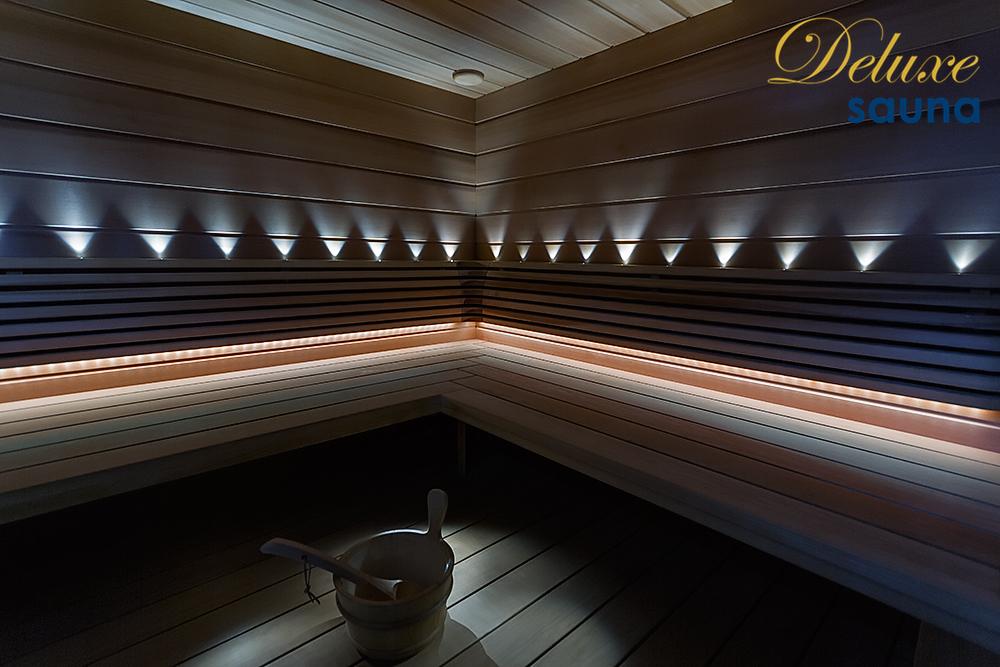 Deluxe sauna 15