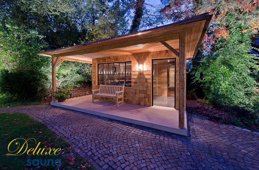Deluxe sauna 19