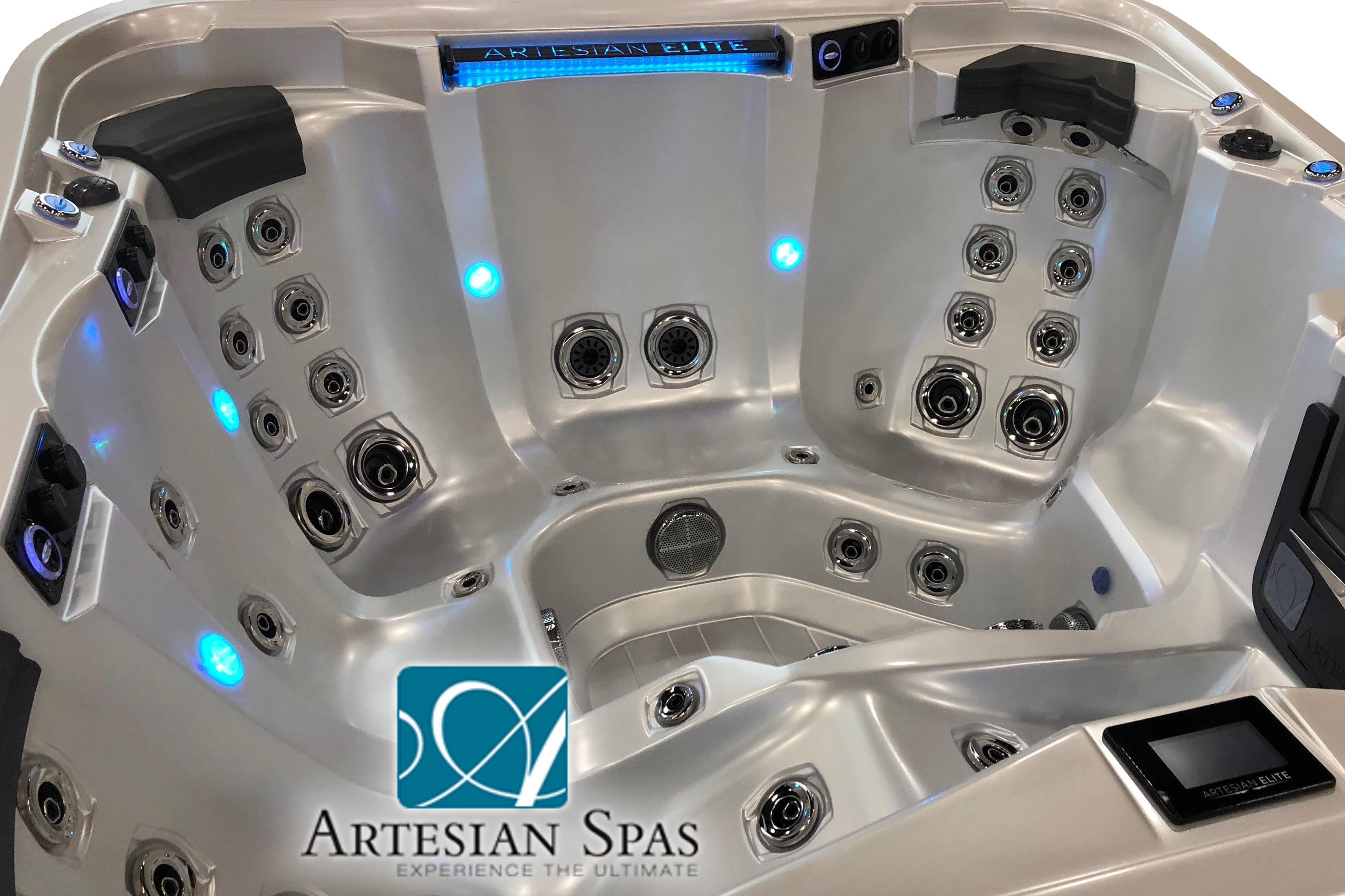 Artesian Spas - exkluzívne vírivky