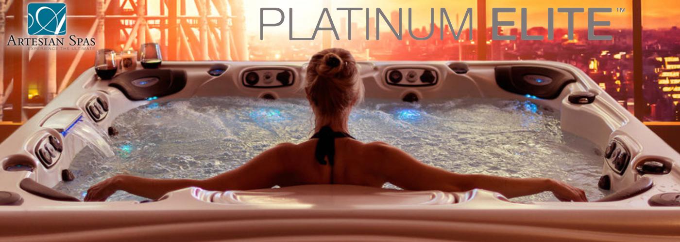 Artesian Spas Platinum Elite