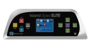 ovládací panel Island Spas 375x201
