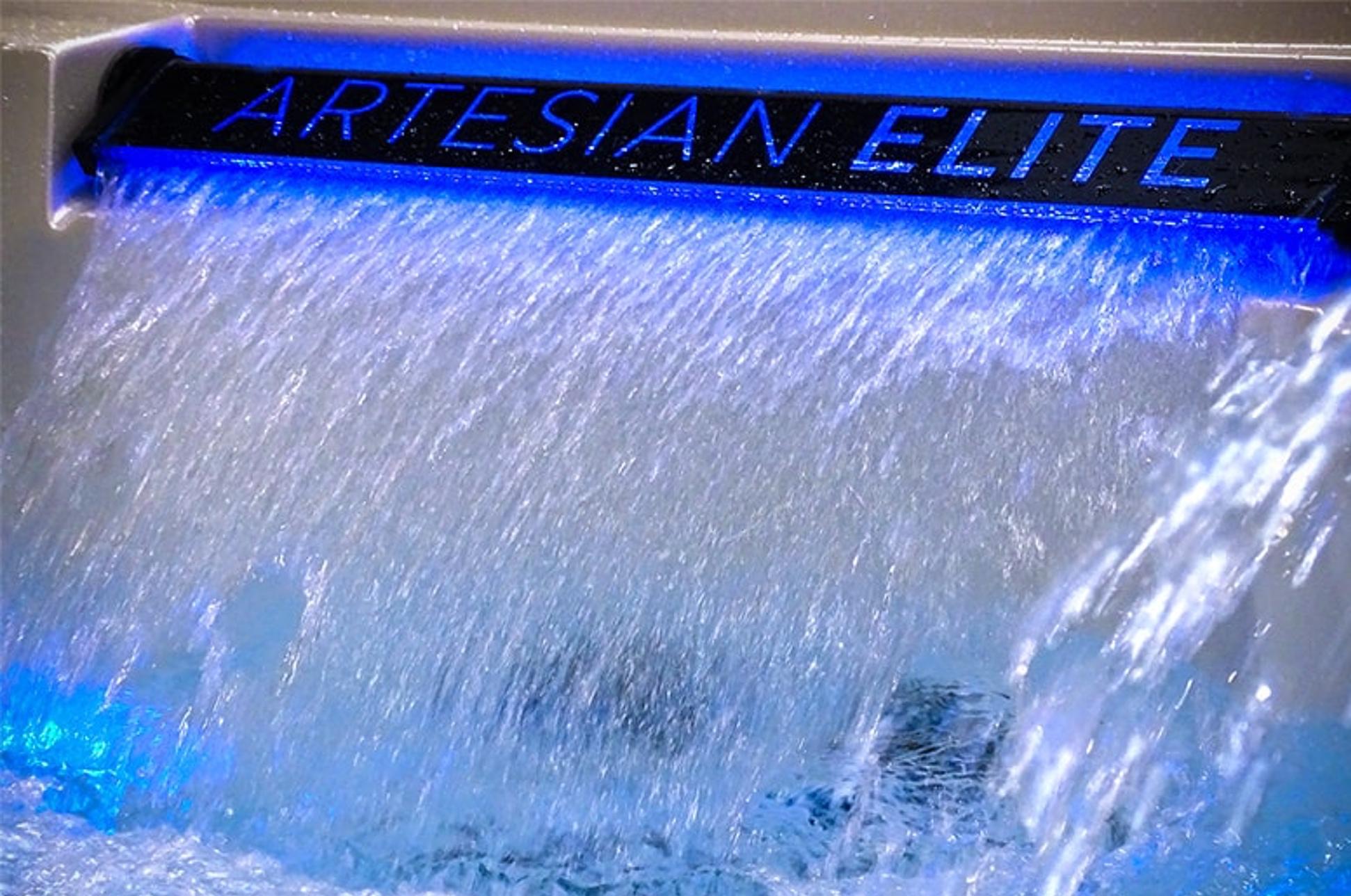vodopád vírivky Artesian Elite