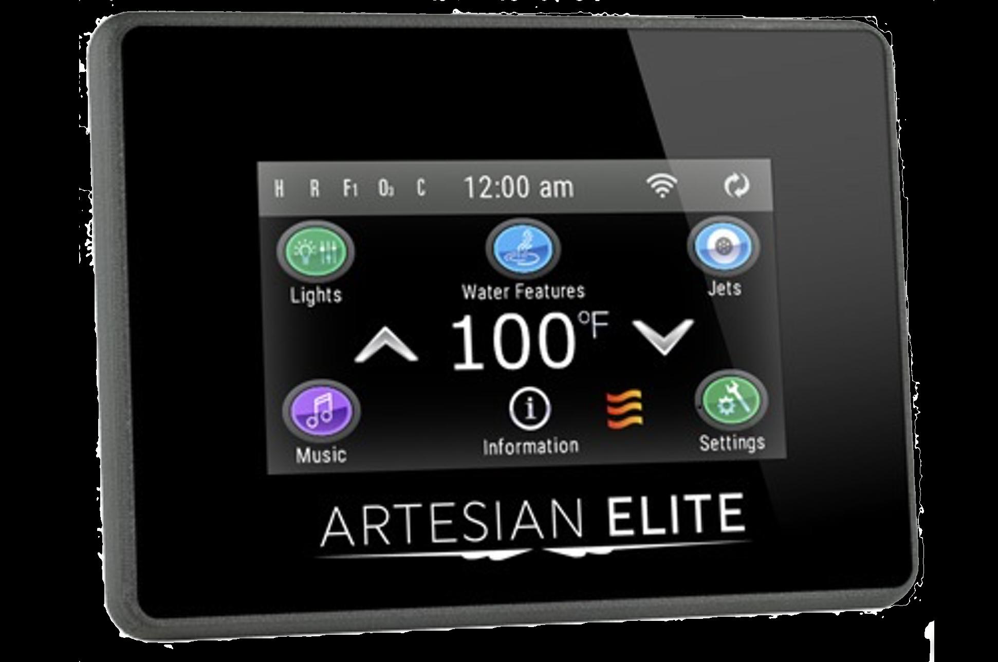 ovládač vírivky Artesian Elite