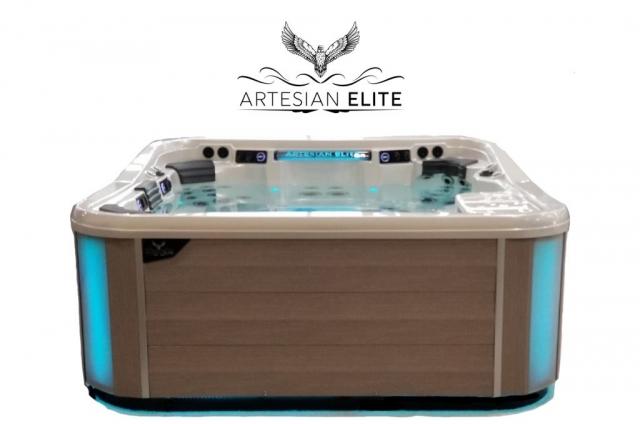 vírivka Artesian Spas – Artesian Elite